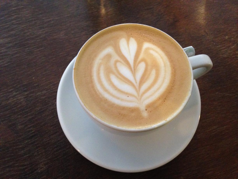Mein Cappuccino bei Käthe Kaffee Oldenburg