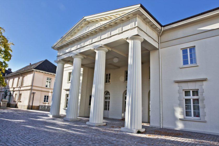 Schlosswache / Foto: Verena Brandt/ Oldenburg Tourismus und Marketing GmbH