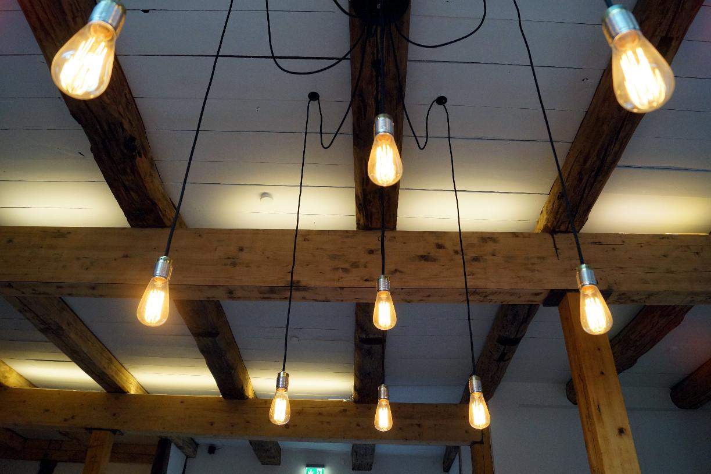 Lampen Café Charlottenburg