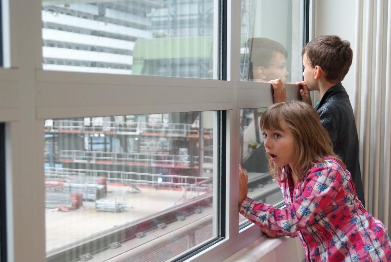 In Papenburg staunen die Kindern bei den Entdeckungen