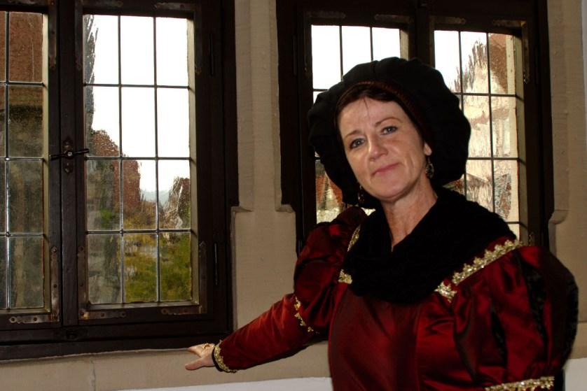Bürgermeisterfrau Ilsabe Hüpeden (c) Pakusch
