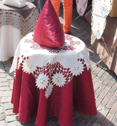 Pöttemarkt in Lingen Tischdecken