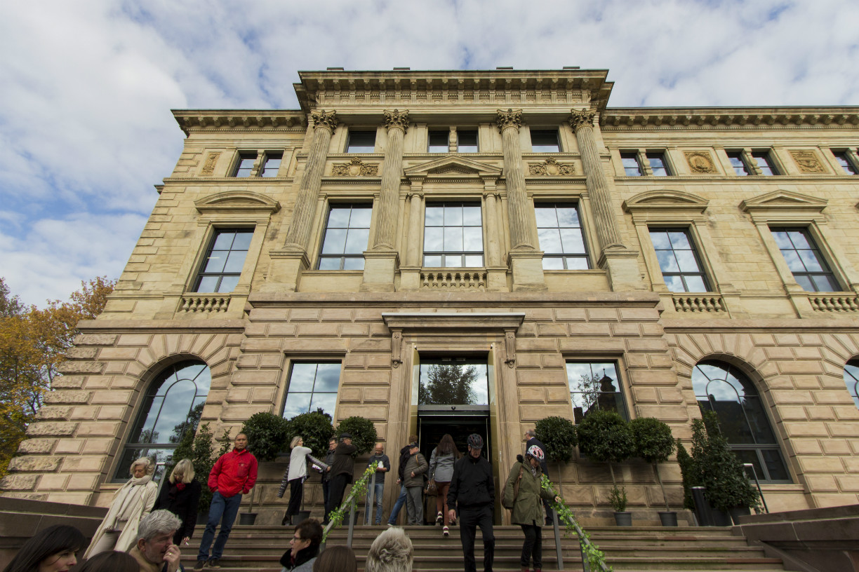 Das Museumsgebäude an der Museumsstraße in Braunschweig wurde 1887 errichtet. Foto: Braunschweig Stadtmarketing GmbH