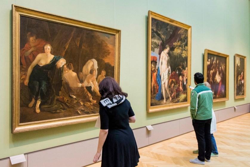 Ein Blick in die Gemäldegalerie. Foto: Braunschweig Stadtmarketing GmbH