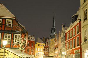 Hanseatischer Weihnachtszauber in Stade (c) STADE Tourismus/Martin Elsen