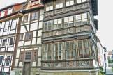 Das Wernersche Haus ist besonders reich verziert.