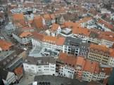 Hildesheim von oben.