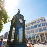 Der Kröpcke - Hannovers zentraler Platz in der Innenstadt