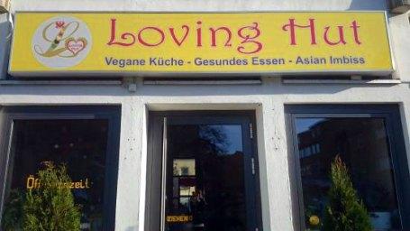 Loving Hut in der Calenberger Neustadt