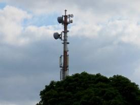 Eigenes Fernsehen, eigenes Radio. Die englische Kaserne war eine eigene Welt.