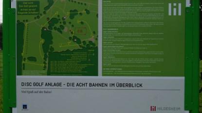 Disc Golf Hildesheim - Spielregeln
