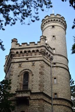 Außenansicht des Bismarckturms (c) Michaela