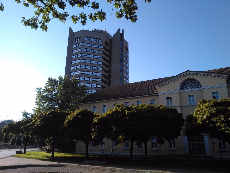Neues Rathaus in Göttingen - Sitz der Stadtverwaltung