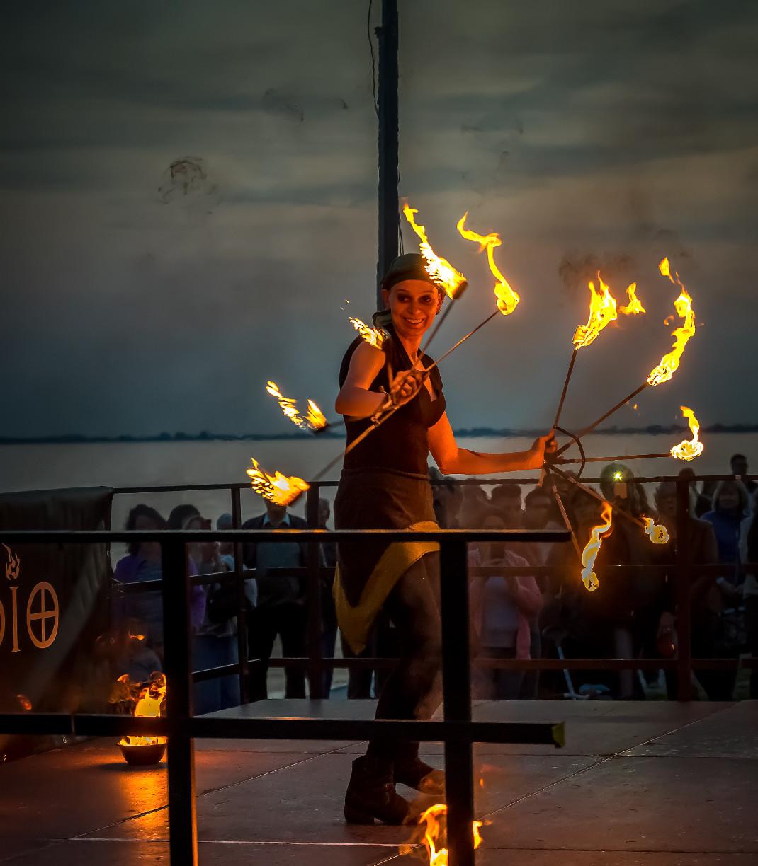 Incendio Feuerschlucker | Foto: Rainer Ganske