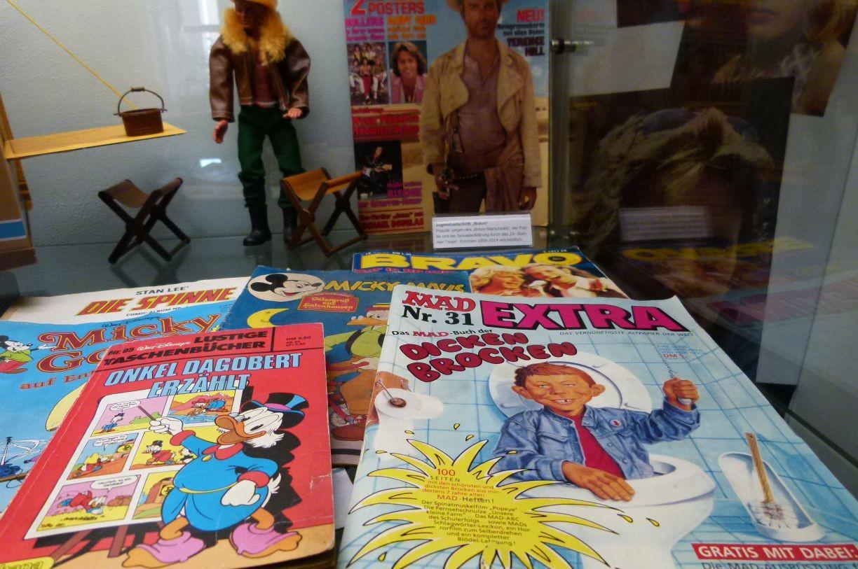 Lehrreich fürs Leben: Comics
