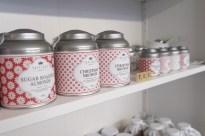 Winter-Tees in verschiedenen Sorten