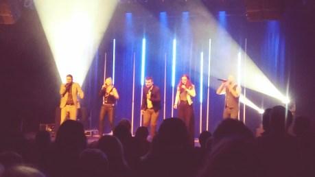 ONAIR live im Pumpwerk (c) Fabian