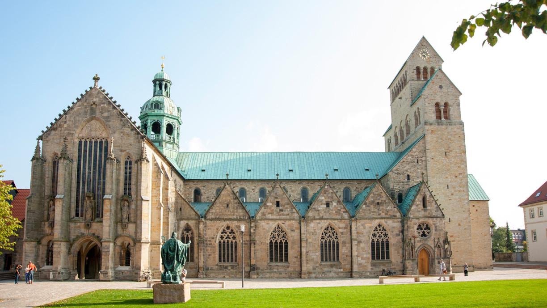 UNESCO-Welterbe Dom und Dommuseum Hildesheim © BPH, Ina Funk