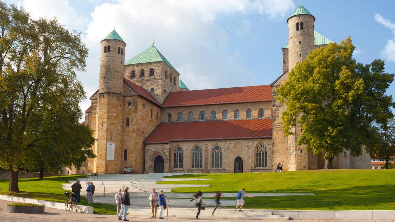 UNESCO-Welterbe St. Michaelis © Hildesheim Marketing, Nina Weymann-Schulz