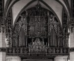 Wie diese prächtige Orgel klingt, hat Michael Prätrorius leider nicht mehr hören können.