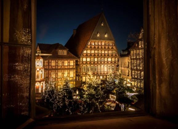 ❆ Ein Bummel auf dem Hildesheimer Weihnachtsmarkt ❆