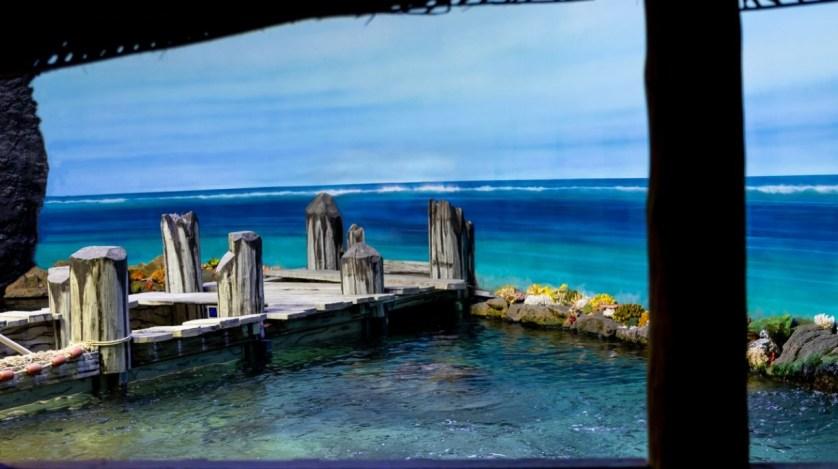 Südsee in Bremerhaven - Die Reisestation Samoa