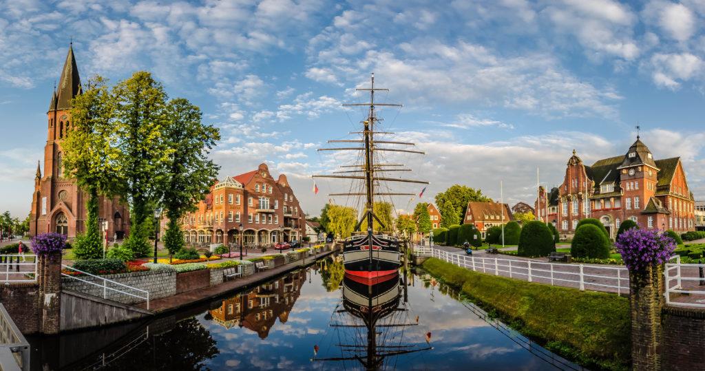Städte in Niedersachsen Papenburg Ausflugstipps für den Herbst