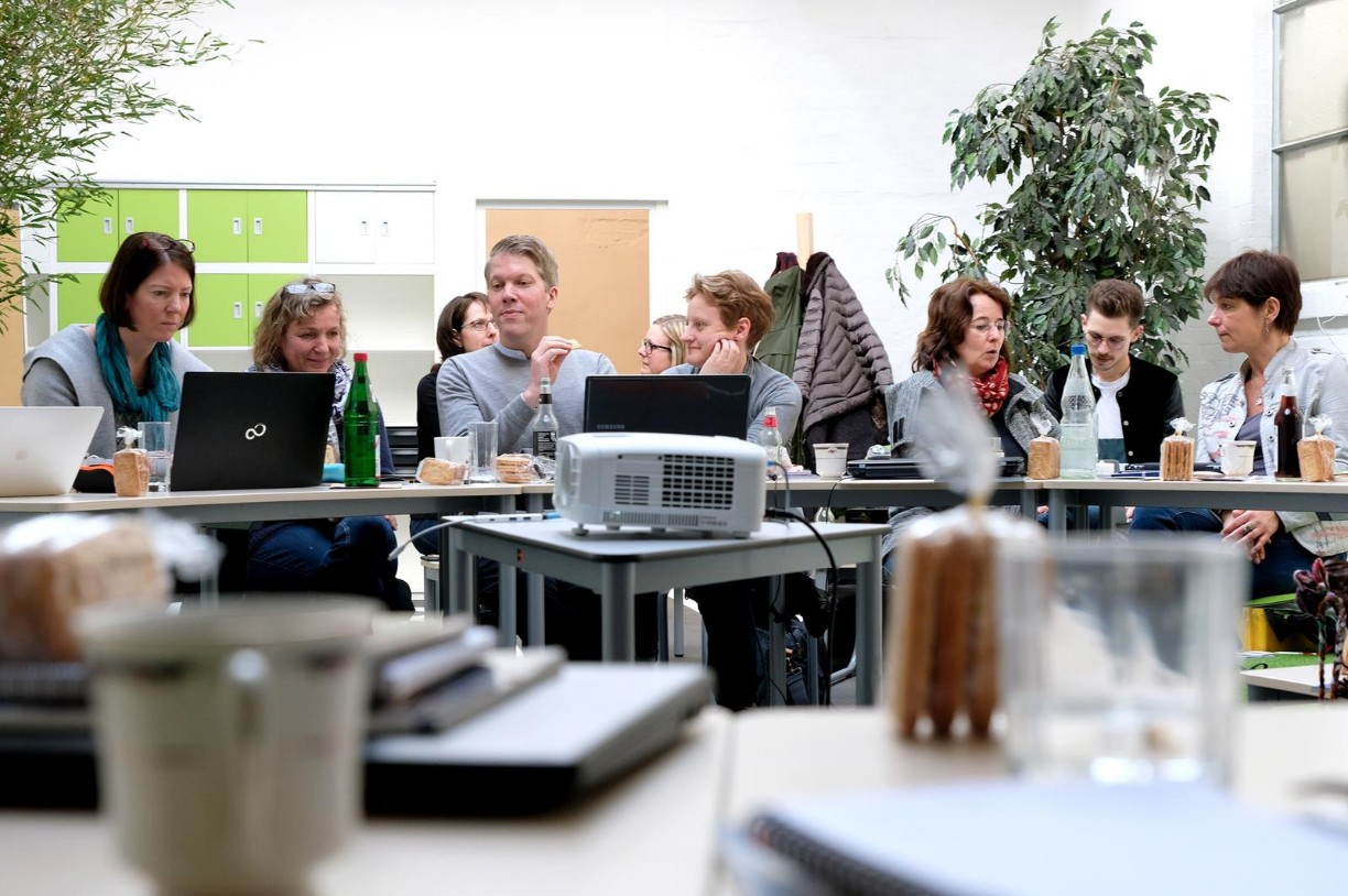 Aboutcities Bloggerworkshop in Braunschweig 2019