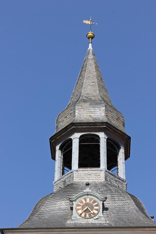 Turm der Gifhorner St.-Nicolai-Kirche