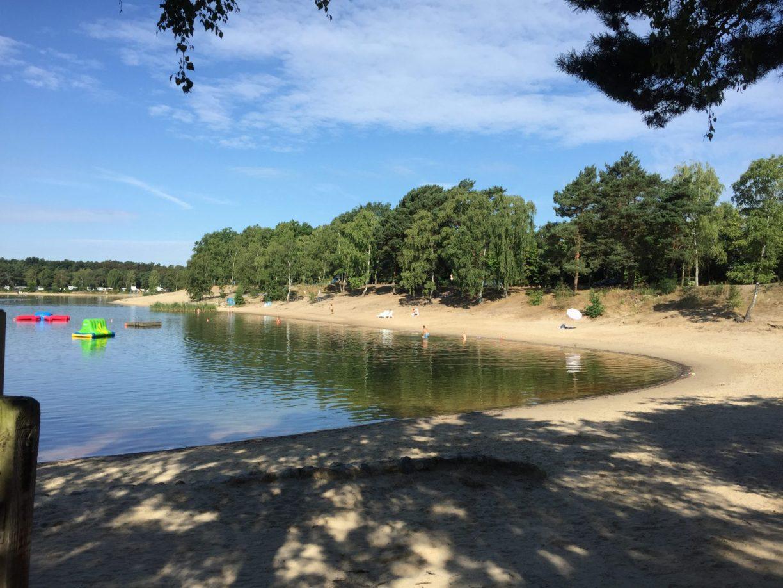 Radtour zum Blauen See in Garbsen