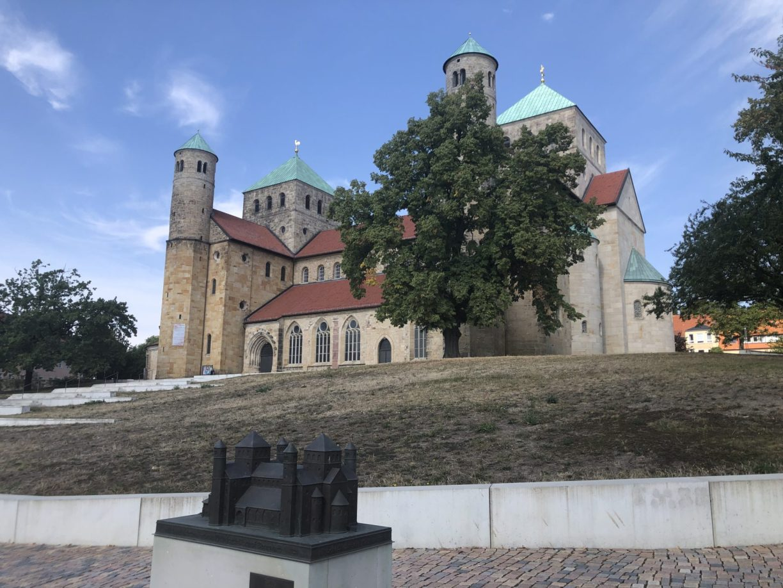 UNESCO-Welterbe St. Michaelis in Hildesheim