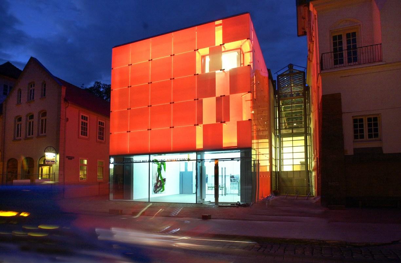 Das 24-Stunden-Kunstmuseum in Celle