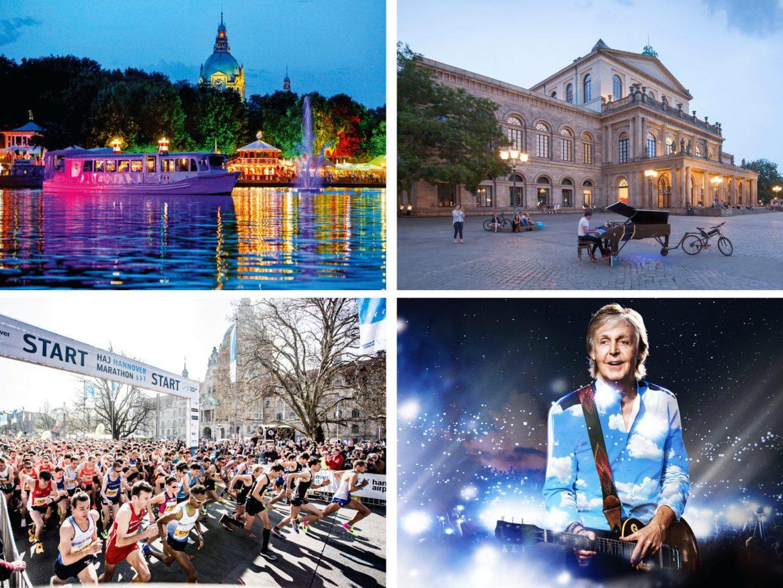 Bucketlist 2020: Hannovers schönste Veranstaltungen