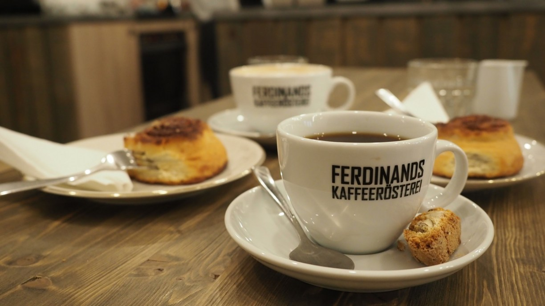Ferdinands kaffeerösterei Osnabrück Kaffeebohnen Cafe
