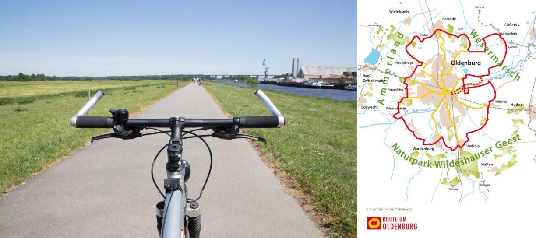 Die schönsten Radrouten in Niedersachsen