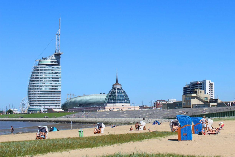 Sommerurlaub in Niedersachsen: Naja fast, Bremerhaven liegt ja mitten in Niedersachsen