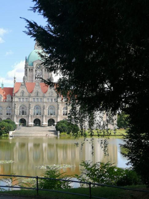 Hannover Südstadt: Maschpark