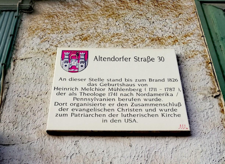 Ungewöhnliche Straßennamen und die Geschichten dahinter: Die Altendorfer Straße in Einbeck