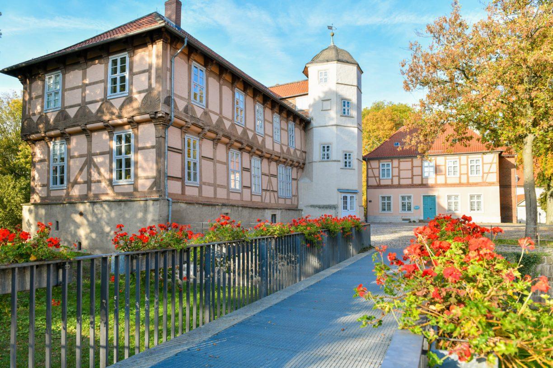 Schloss Fallersleben mit Museum