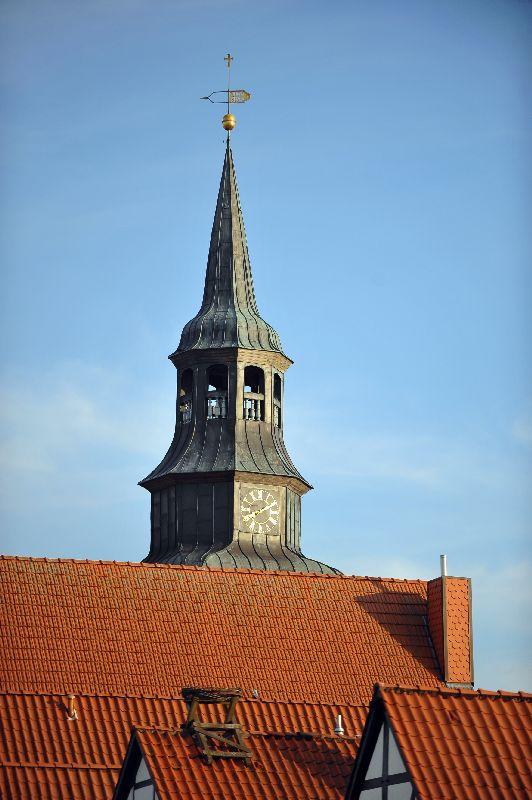 Verden - St. Johanniskirche_Helmdach