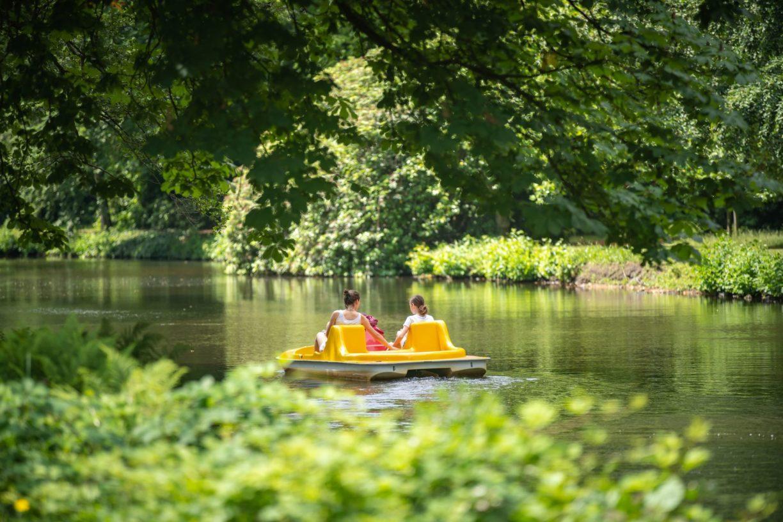Lieblingsorte im Sommer: Oldenburger Schlossgarten