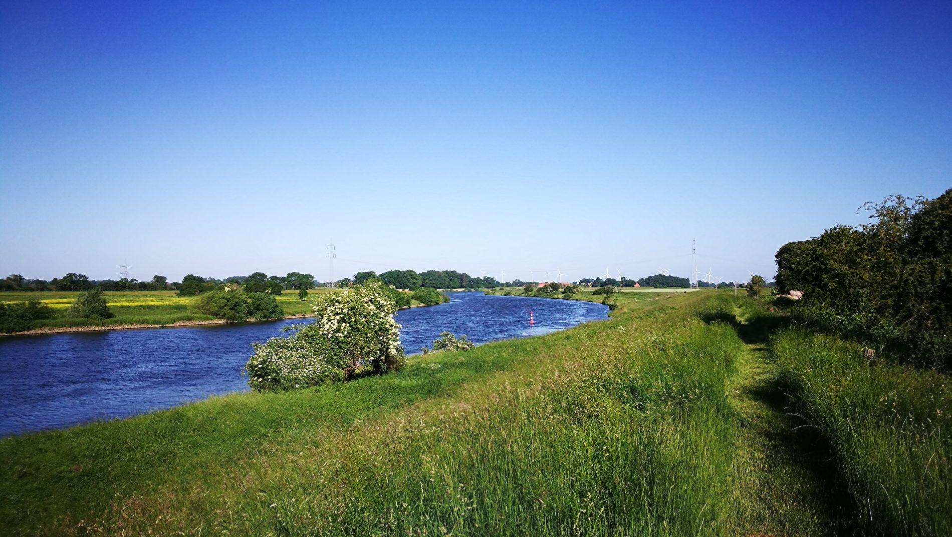 Verden - Weser-Radtour