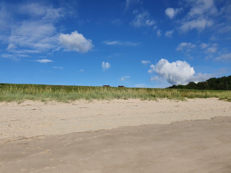 Der Abbenflether Strand weckt Urlaubsgefühle