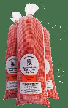 thoma raw dog food image