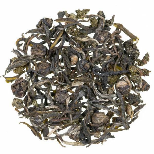 Creamy Jasmin tea