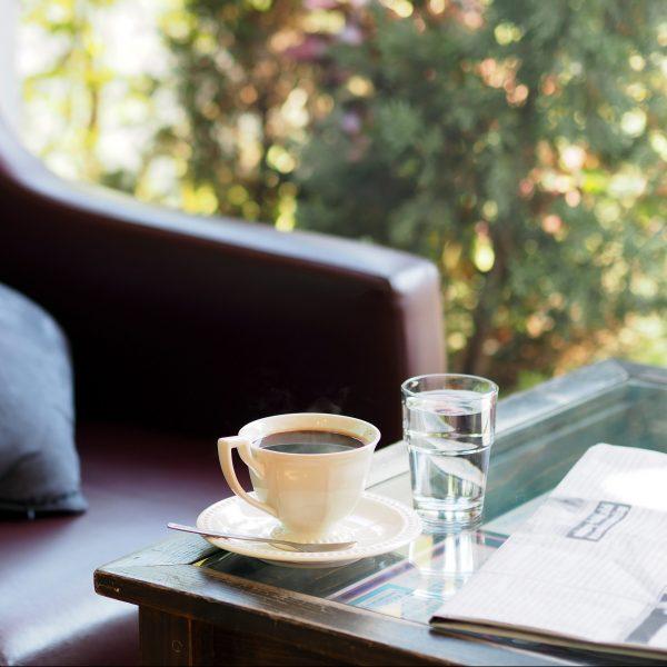 Is koffie vochtafdrijvend?