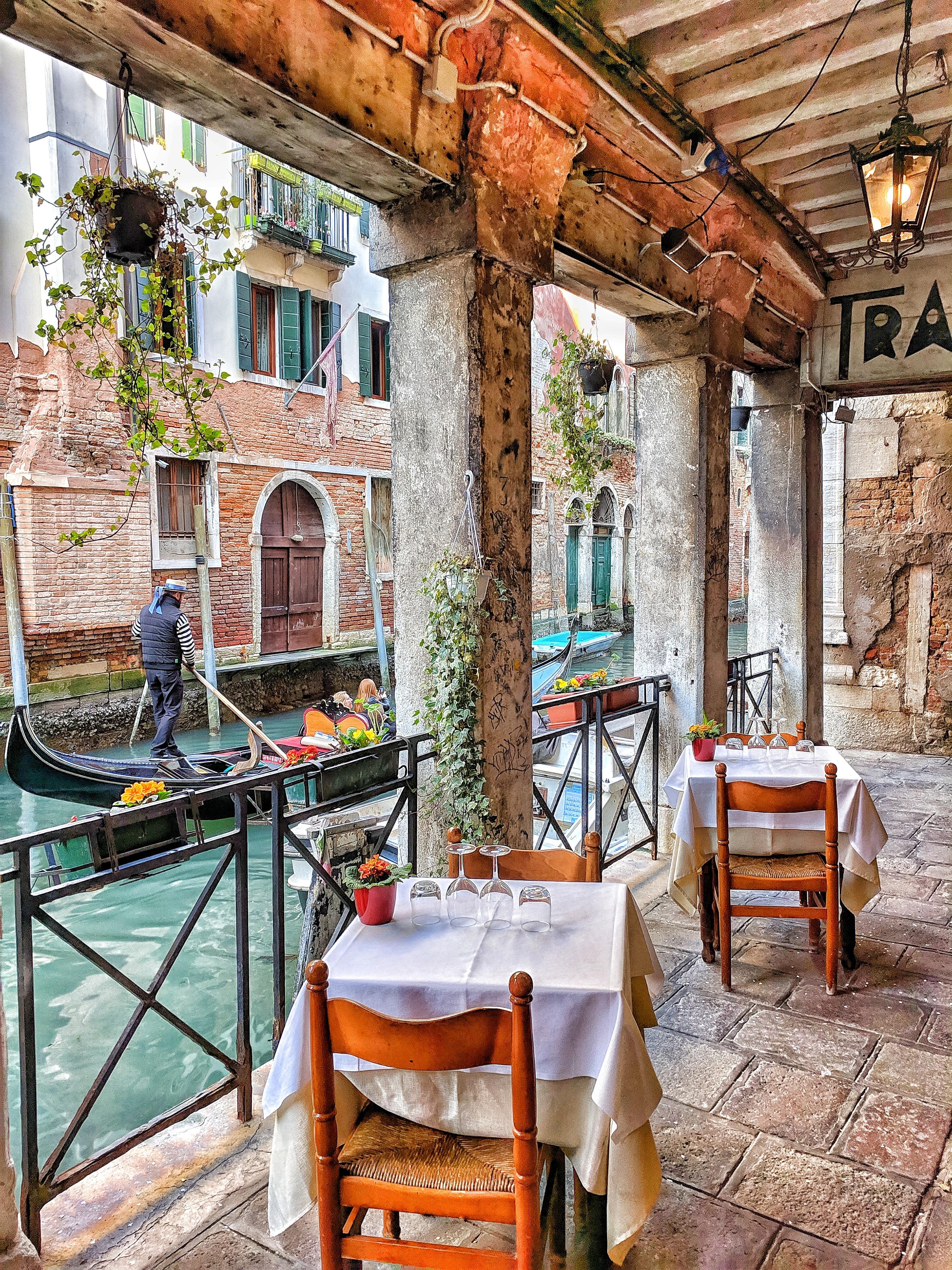 italiaans cafe