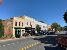 Historic Downtown Davidson