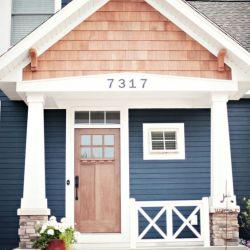 Seis colores fantásticos para pintar el exterior de tu casa