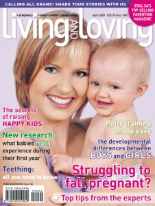 April '08 L&L Cover